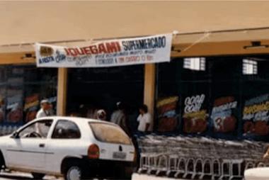 A Mercearia vira um Supermercado