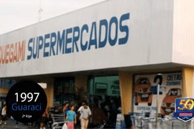 É Inaugurada a 2ª loja em Guaraci