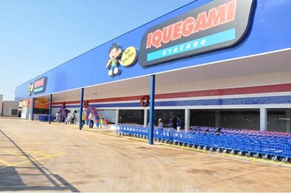 É inaugurada a 6ª loja em Severínia