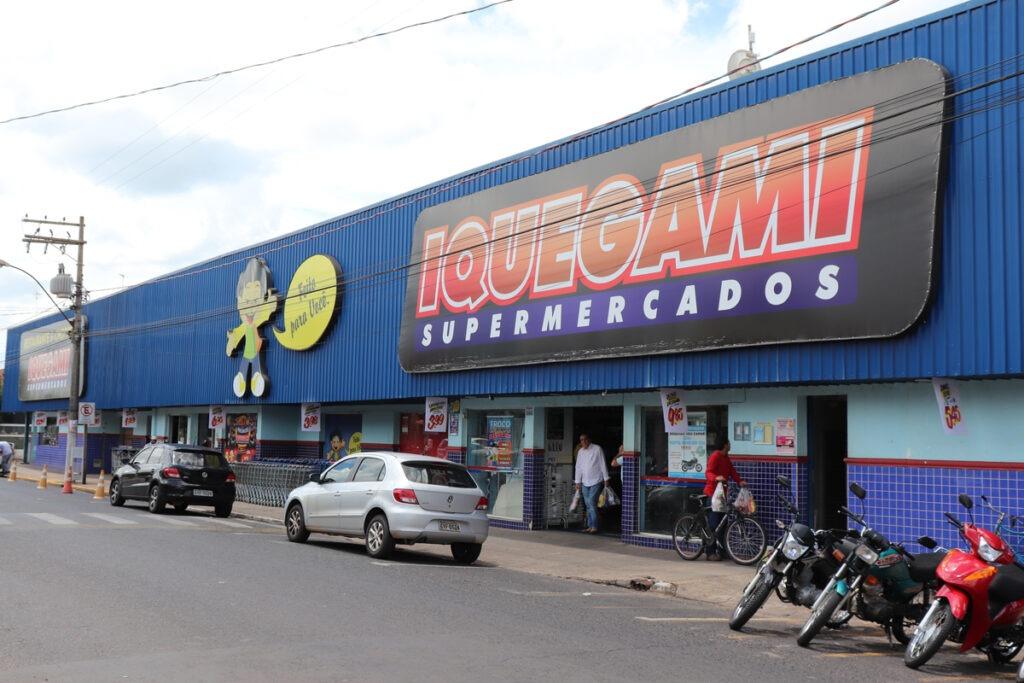 É inaugurada a 5ª loja em Monte Azul