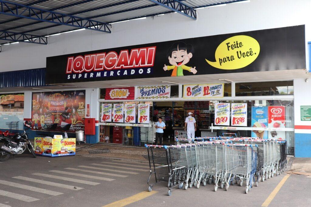 É inaugurada a 9ª loja em Monte Azul